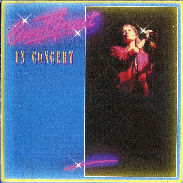 Amy Grant - In Concert Record