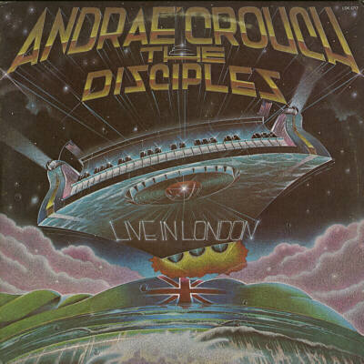 Andrae Crouch & The Disciples - Live In London