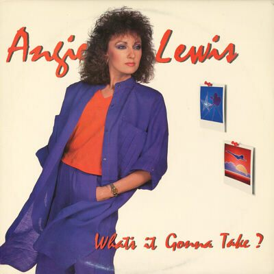 Angie Lewis - What's It Gonna Take