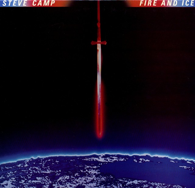 Steve Camp - Fire And Ice CD