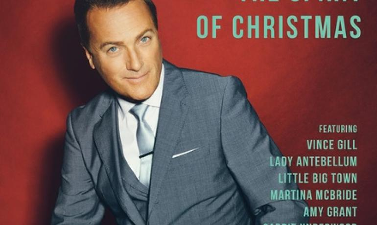 ... Michael W. Smith partnered with Rolling Stone Country today to announce the September 30 release of Michael W. Smith & Friends: The Spirit of Christmas, ...