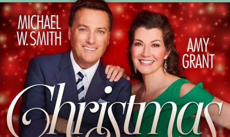 Amy Grant, Michael W. Smith unite for popular 2016 Christmas Tour ...